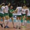 13-04-2018, България - Русия, девойки под 17 години, Европейско първенство, снимки: CEV