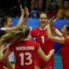 15-04-2018, България - Словения, девойки под 17 години, Европейско първенство, снимки: CEV