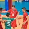 15-04-2018, България - Беларус, юноши под 18 години, Европейско първенство, мач за пето място, снимки: CEV