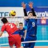 09-04-2018, България - Гърция, юноши под 18 години, Европейско първенство, снимки: CEV