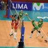 24-06-2018, България - Перу, чалъндж турнир, жени, полуфинал