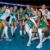 04-08-2019, Казахстан - България, олимпийска квалификация, жени, група С, Шрийвпорт (Луизиана)