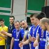 25-03-2017, Награждаване след финала във Висшата лига между Хебър и Доростол