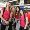 29-05-2018, национален отбор по волейбол, жени, заминаване за Азербайджан, летище София, снимки: Тони Тончев