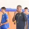 24-08-2018, Италианецът Андреа Буратини с първа тренировка с школата на Левски София. Снимки: Тони Тончев