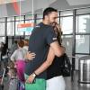 29-05-2018, национален отбор по волейбол, мъже, пристигане от Китай, летище София, снимки: Тони Тончев