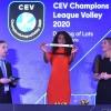25-10-2019, Жребий за Шампионската лига, Европейска Волейболна Гала, София, снимки: Тони Тончев