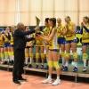 06-04-2019, награждаване на призьорите в НВЛ-жени, снимки: Ивелин Солаков