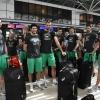 18-05-2018, национален отбор по волейбол, мъже, заминаване за Русия, летище София, снимки: Тони Тончев