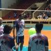 11-11-2017, Бургас, Шоу-мач между звезди в спорта и млади волейболисти на Дея Волей
