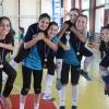27-04-2016, Финали на ученически игри София, момичета 5-7 клас