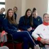 13-02-2018, Жребий за Европейско първенство за девойки под 17 години в София