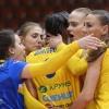 07-11-2017, Марица - Енисей, Шампионска лига, жени, III кръг