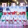 02-09-2021, Награждаване на призьорите на световното първенство за юноши под 19 години. Снимки: FIVB.